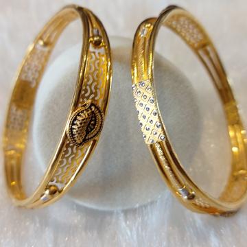 Gold copper kadli