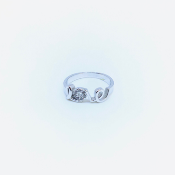 FANCY 925 STERLING SILVER RING by