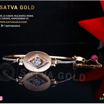 76 ROSE GOLD KADA SGK-0009