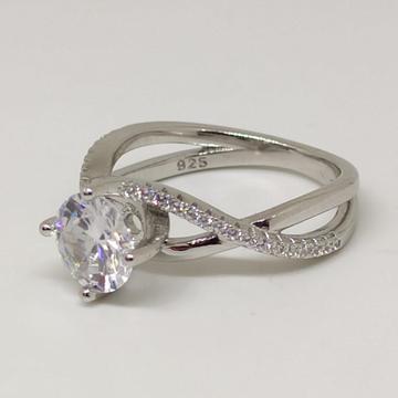 silver classical ladies rings RH-LR984