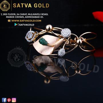 76 ROSE GOLD KADA SGK-0014