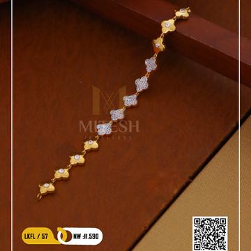 22k/916 GOLD LADIES LUCKY