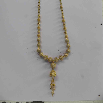 22ct gold 916 rpt beads casting mala