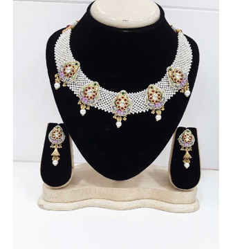 916 Antique Gold Bridal Set