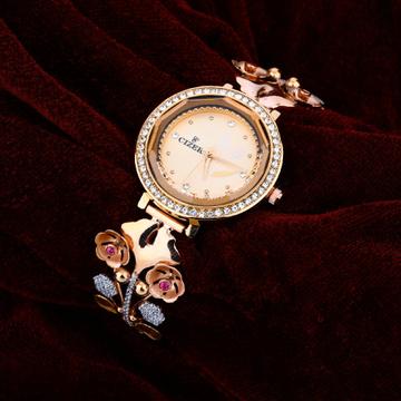 Ladies Rose Gold Wedding Collection Watch-RLW08
