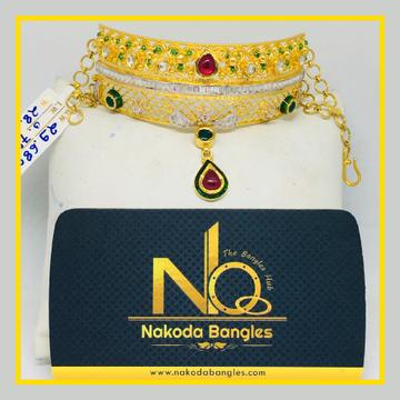 916 Gold Antique Bajubandh NB - 1027