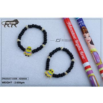 18 carat gold Kids nazariya elastic boy nzg0026