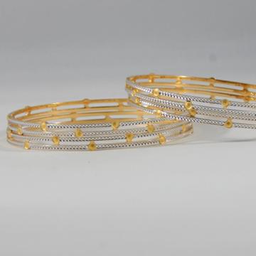 22Kt Yellow Gold Saniha Bangles for Women