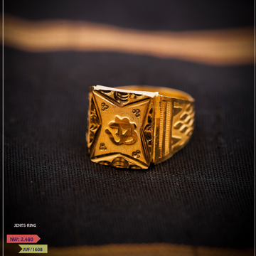 CLASSIC GENTS RING