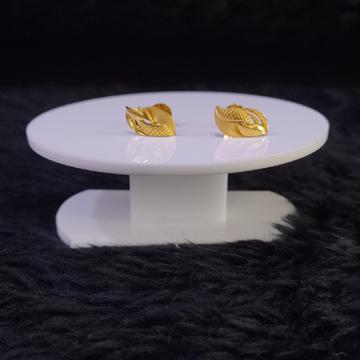 22KT/916 Yellow Gold Regal Earrings For Women