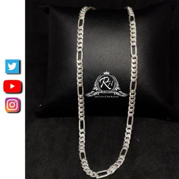 92.5 silver starling gents chain RH-CH922
