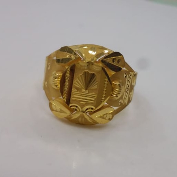 22 ky 916 gold ring by