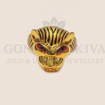22kt gold ring ggr-h61