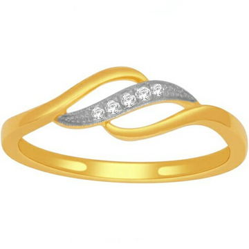 18k gold real diamond ring mga - rdr0024