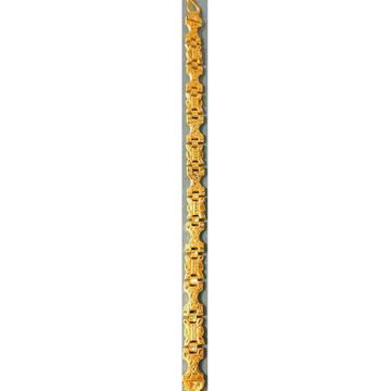 Gold Hadmade Dijain Chain by
