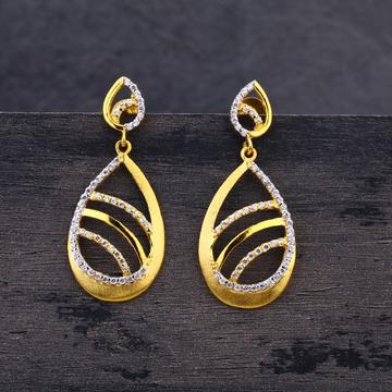 22CT Gold Hallmark Exclusive Jhummar Earring LJE219