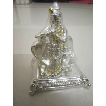 Indian Traditional Shree Krishna Hollow Lightweight Murti(Bhagvan,God,Idols)