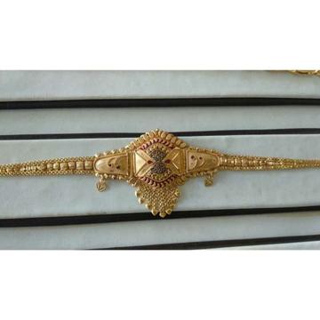 22k Gold Lockit Calcati Desgin by