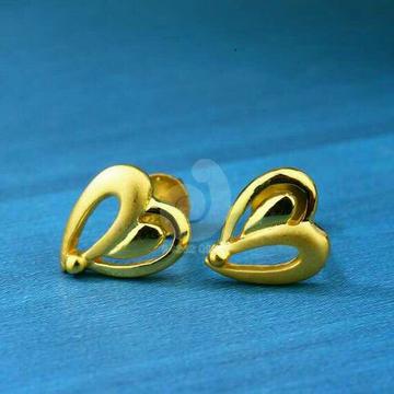 22 ct heart shaped plain tops