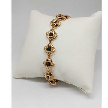 18 kt rose gold bracelet