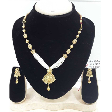 916 Antique  Fancy Gold Smallest Version Set