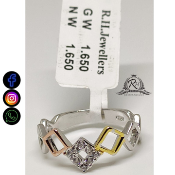 92.5 silver fancy rings RH-LR786