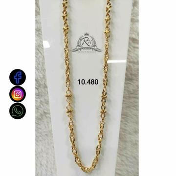 22 Carat Gold Gents Chain RH-CH771