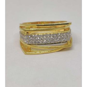 916 Gents Fancy Gold Ring Gr-28602