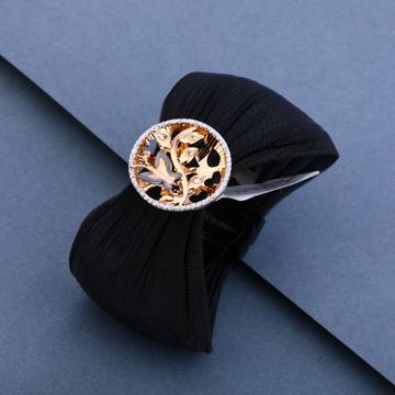 18ct Rose Gold Hallmark Bracelet Kada LLKB11