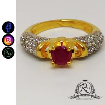 22 carat gold classical ladies rings RH-LR409