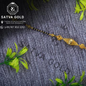 22KT Gold Bracelet SGB 16