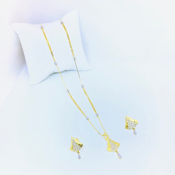 BRANDED GOLD SET by