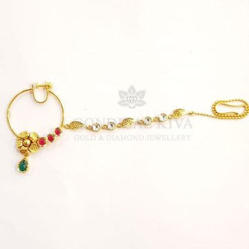 22kt gold nath gnth2 by