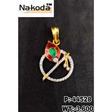 916 Exclusive Fancy Pendant
