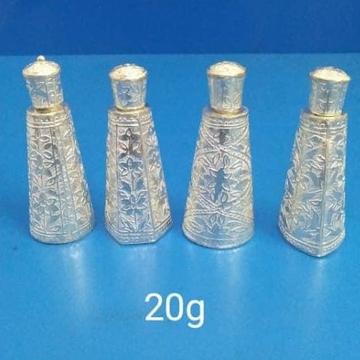 Silver Bottle RH-SB444
