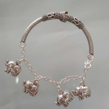 92.5 sterling silver designer baby bracelet NJ-B020