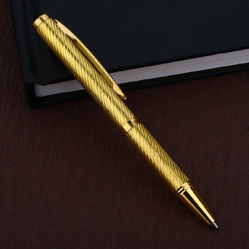 Mens 18K Gold Exclusive Ball Pen-BP11