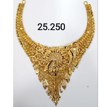 Gold Neckles