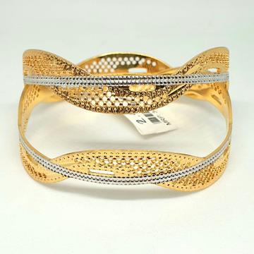 One gram gold forming bangles mga - gf0055