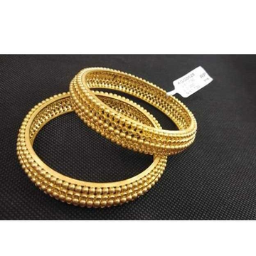 22kt Gold Exclusive Plain Kangans