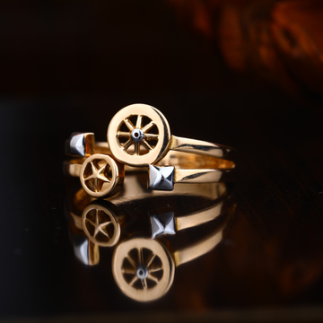 18KT Rose Everstylish design Ring