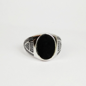 92.5 sterling silver enamel ring ml-118