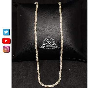 92.5 silver stylish for men to grub gents chain RH-610