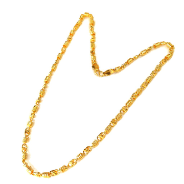 One gram gold forming chain mga - gf005