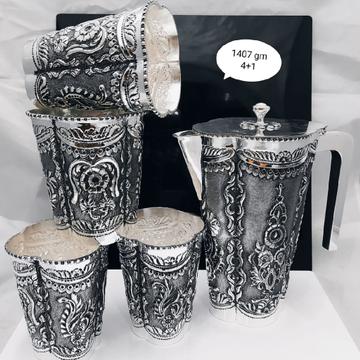 Silver jug set jys0002