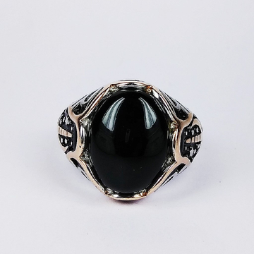 92.5 sterling silver turkish ring ml-138