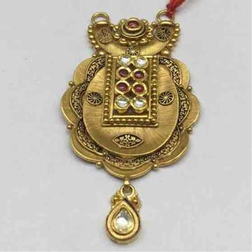 22ct mangalsutra antique pendant