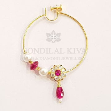 18kt gold nath gnt69 by