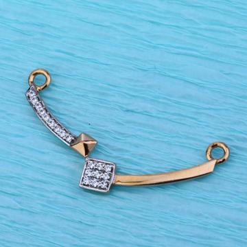 750 Rose Gold  Hallmark  Delicate Ladies Pendant RMPN37
