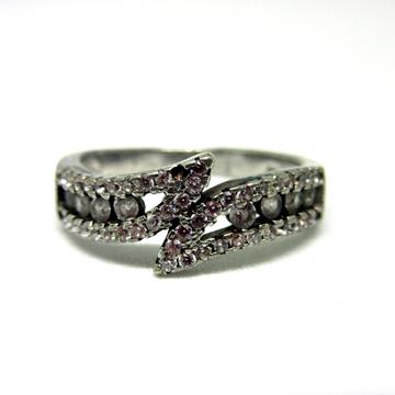 Silver 925 classic cross type ring sr925-38